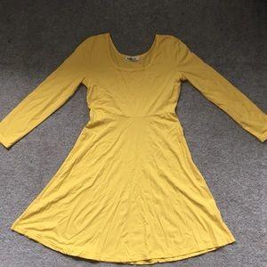 Dresses & Skirts - ☀️Knit skater dress - like new!